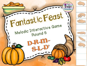 Fantastic Feast - Round 5 (D-R-M-S-L-D')