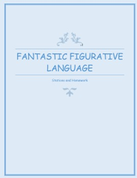 Fantastic Figurative Language