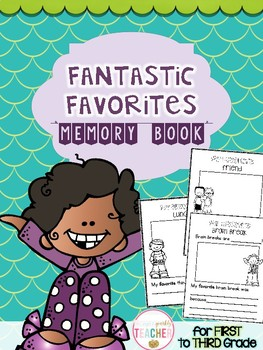 Fantastic First to Third Grade Favorites (Memory Book)