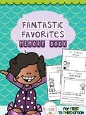 Fantastic First to Third Grade Favorites (Memory Book)