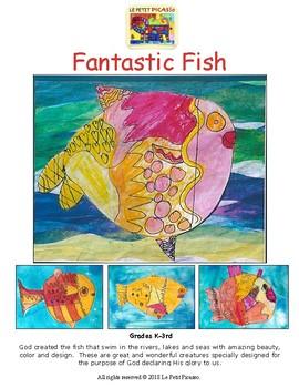 Fantastic Fish - Bible Version