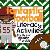 Fantastic Football Literacy Activities