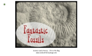 Fantastic Fossils Science Literacy Bag Download