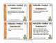 Fossils Task Cards - 28 Science Brain Builders