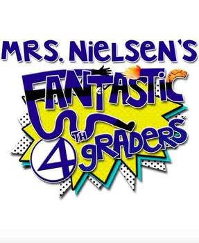 Fantastic Fourth Grade Decor