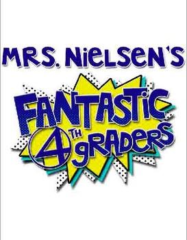Fantastic Fourth Grade Decor 2