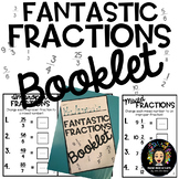 Fantastic Fractions Booklet!