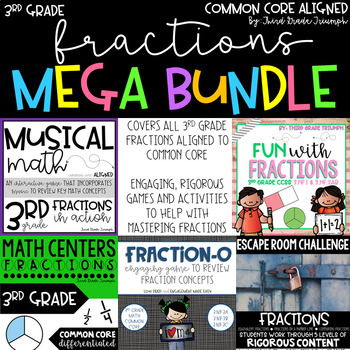 Fantastic Fractions Bundle