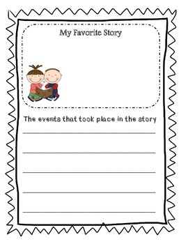 Memory Book for the End of the Year {Fantastic in First Grade}