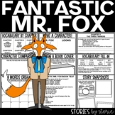 Fantastic Mr. Fox Book Questions & Vocabulary