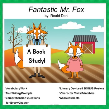 Fantastic Mr. Fox Book Study