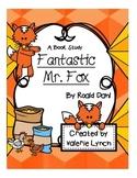 Fantastic Mr. Fox Book Study for Reading Comprehension