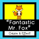 Fantastic Mr. Fox - Cause and Effect Practice Worksheets