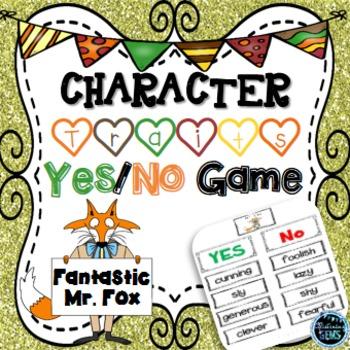 Fantastic Mr. Fox - Character Traits