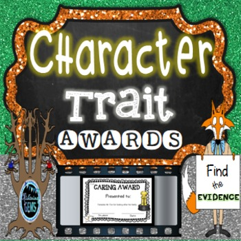 Fantastic Mr. Fox - Character Traits - Find the Evidence