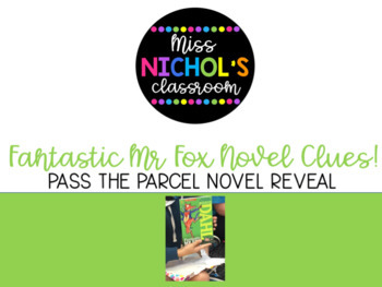 Roald Dahl Clues EDITABLE FREEBIE