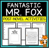 Fantastic Mr. Fox FUN Supplemental Activities
