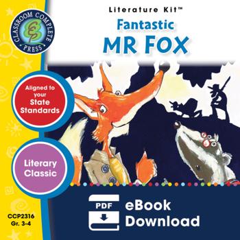 Fantastic Mr Fox Gr. 3-4