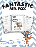 Fantastic Mr.Fox Novel Study