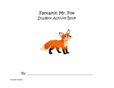 Fantastic Mr. Fox Novel Study Packet