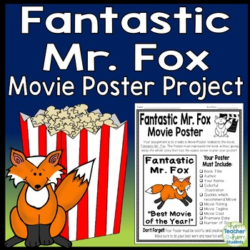 The Fantastic Mr Fox Book