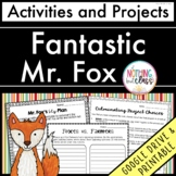 Fantastic Mr. Fox: Reading Response Activities and Projects Distance Learning