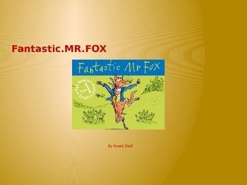 Fantastic Mr. Fox - Roald Dahl - Powerpoint