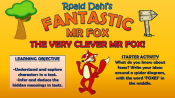 Fantastic Mr Fox - The Very Clever Mr Fox!