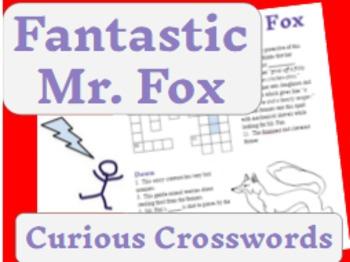 Fantastic Mr. Fox- Worksheet