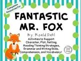 Fantastic Mr. Fox by Roald Dahl: A Complete Literature Study!
