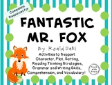 Fantastic Mr. Fox by Roald Dahl: A Complete Literature Study!