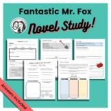 Fantastic Mr. Fox by Roald Dahl: Novel Study