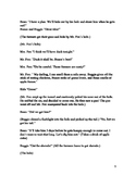 Fantastic Mr. Fox play script