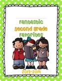 Fantastic Second Grade Favorites (Memory Book)