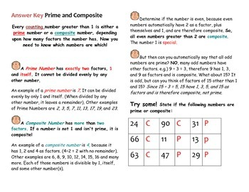 Fantastic Strategies to Find Prime and Composite Numbers