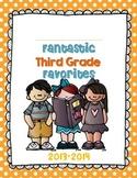 Fantastic Third Grade Favorites (Memory Book)