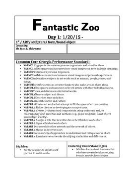Fantastic Zoo