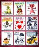 Fantastica Collezione #1: Nove Storie Prima di Dormire per Bambini (Italian Ed.)