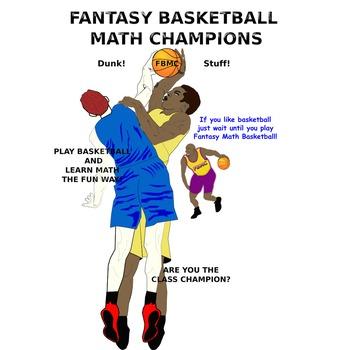 Fantasy Basketball Math Champions