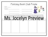 Fantasy Book Club Finale