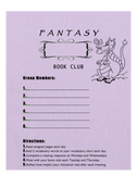 Fantasy Book Club Project