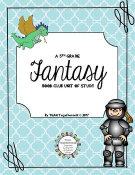 Fantasy Book Club Unit Packet