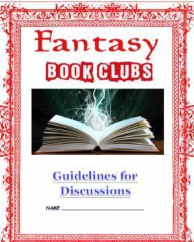 Fantasy Book Clubs Reader's Workshop Unit