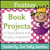Book Project: Fantasy Genre Choice Board