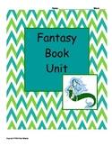 Fantasy Book Unit