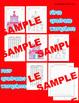 Fantasy/Valentine's Day Coordinate Graphing Picture: Fantasy Bundle