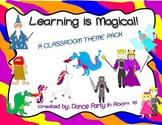 Fantasy (Dragons, Unicorns, Knights, etc.)  Classroom Them