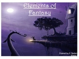 Fantasy Elements Power Point and Handout