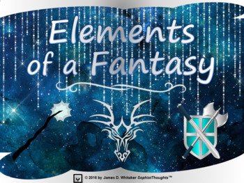 Fantasy Elements of a Fantasy PowerPoint