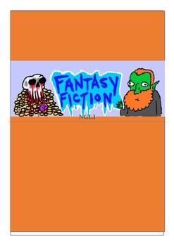 Fantasy Fiction Year 8 English